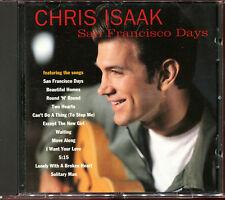 CHRIS ISAAK - SAN FRANCISCO DAYS - CD ALBUM [2823]