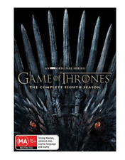 Game Of Thrones: The Complete Eighth Season (DVD, 2019, Set of 4 Discs)