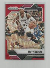 2016-17  Prizm  MO WILLIAMS  Ruby Wave Prizm