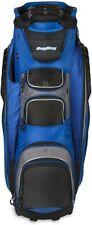 Bag Boy Golf - defender tournament golf Bag Blue/Black/Charcoal