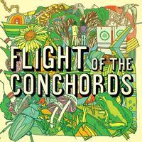 FLIGHT OF THE CONCHORDS-FLIGHT OF THE CONCHORDS (NEON YELLOW)VINYL LP + MP3 NEW+