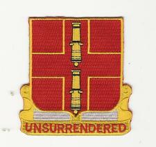 US ARMY PATCH - 263RD TANK BATTALION