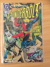 Thunderbolt #8 1993 DC Comics