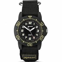 Sekonda Xpose Analogue Gents Swim proof Fully Adjustable Fabric Strap Watch 1038