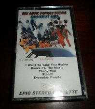 Sly & The Family Stone Greatest Hits (Cassette, Epic Records)