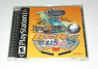 Pro Pinball: Big Race USA for Playstation PS1 Complete Fast Shipping!