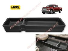 Husky Liners GearBox UnderSeat Storage for 2015-2018 Ford F-150 SuperCrew Cab