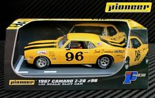 Pioneer 1967 Chevrolet Camaro Z-28 #96 Historic T/A DPR 1/32 Scale Slot Car P041