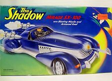 The Shadow Knows Mirage SX-100 by Kenner - NIB  Cord Super Charged Action Figure