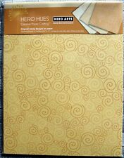 "Hero Arts: Sunshine Designer Paper 8.5x11"" Cardstock, 12 sheets, 80#, Acid-free"