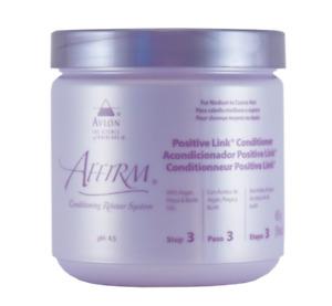Avlon Affirm Positive Link Conditioner 16oz w/ Argan, Pequi and Buriti Oils