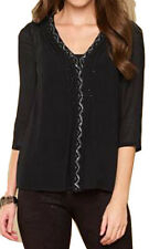 MONSOON Clairey Embellished Top BNWT