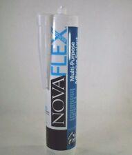 Novagard Novaflex M150 Multi-Purpose Translucent Silicone Sealant 10.3 oz