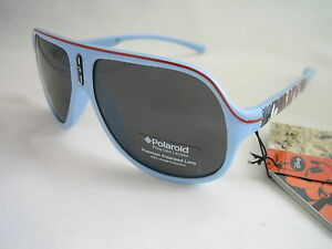 DISNEY SUNGLASSES BY POLAROID OFFICIAL MICKEY MOUSE D0213B BLUE BNWT GENUINE
