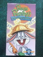 Bugs Bunny's Hare-Brained Hits (VHS, 1993) Looney Tunes WB Cartoons