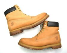 Timberland 6 Inch Boot Classic Wheat Mens Size 14 Brown Leather Work Premium