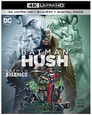 Batman: Hush (Blu-ray, 2019, 4K Ultra HD Blu-ray, Canadian)