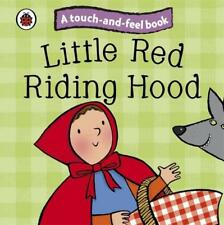 Little Red Riding Hood: Touch and Feel Fairy Tales / Englische Kinderbücher