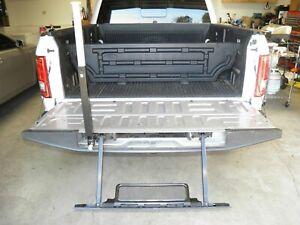 F150 Aluminum tailgate w/step