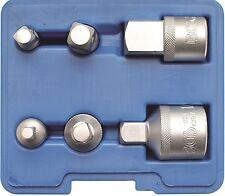 adapter-satz 6 piezas. 1/4-3/4 para P. EJ. Trinquete 60 NM -500 BGS technic 199