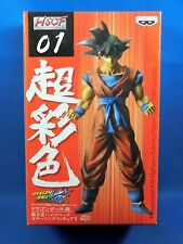 Dragon Ball Z Kai HSCF High Spec Coloring Figure 1 No.1 GOKOU GOKU Banpresto NEW