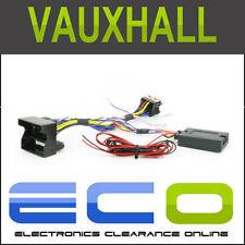 Ctsvx003-clarion Vauxhall Corsa 2009 & Gt Auto interfaz de volante tallo Cable