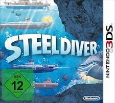Nintendo 3DS Spiel ***** Steel Diver ************************************NEU*NEW