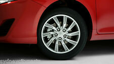 TOYOTA CAMRY ALLOY WHEELS 17X7 SET OF 4 FROM OCT 11 - OCT 17 GENUINE ACCESSORY