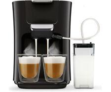 Philips Senseo® HD6570/60 Latte Duo Plus Padmaschinen Schwarz