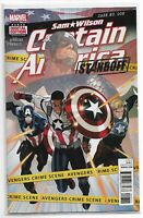 Captain America: Sam Wilson #8 Marvel Comics 2016 The Falcon