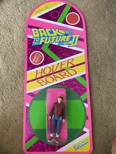 SDCC 2020 Super7 Back To The Future 2 ReAction Figure Marty McFly Hoverboard