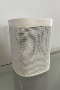 Sonos One (White) Speaker - Great Condition