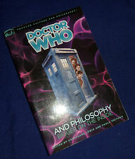 Doctor Who and Philosophy: Bigger on the Inside | L/New PB, 2011