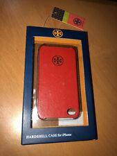 Tory Burch iphone 4 case Hot red