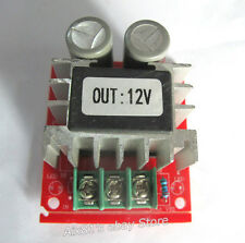 HRD DC-DC Converter 48V 36V 24V 50V Step Down To 12V 3A Switch Power Module new