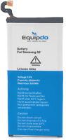 Equipdo Original Akku Samsung Galaxy S6 Handy Batterie SM-G920F EB-BG920ABE