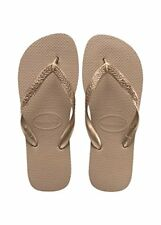 Havaianas Top Tiras - Rose Oro Sandali Donna 4/5 UK