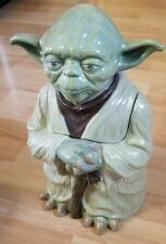 Star Wars Yoda Collectors Edition Cookie with Box 2005 Cards Inc.