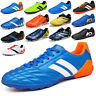 Men Boys Soccer Cleats Shoes Football Indoor TF Sports Training Sneakers Outdoor