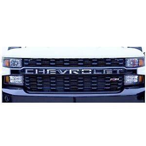 For 2015-2018 Chevrolet Silverado 2500 HD Bumper Grille Insert Putco 44567FT