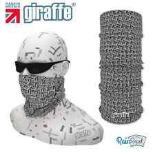 G376 Balaclava Bandana Face Mask Neck Tube headgear ski run cycle motorbike jog