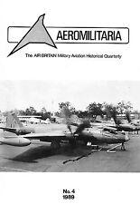 AEROMILITARIA No.4 89: HAWKER TEMPEST II/ FIREFLY SUPPLY-DROPPER/ CHESAPEAKE I