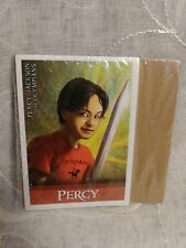 New PERCY JACKSON and the OLYMPIANS Playing Cards PROMO ?