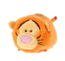 "New Disney TSUM TSUM Tigger Mini Soft Plush Toys Dolls Gifts With Chain 3.5""/9cm"