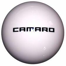 White New Camaro Emblem Shift Knob For Camaro manual shifter M16-1.50 U.S Made