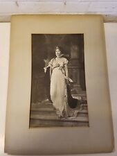 Antique Queen Louise of Prussia by Gustav Richter 1879 Etching