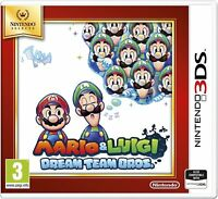 Mario and Luigi Dream Team Bros | Nintendo 3DS / 2DS Selects New