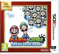 Mario et Luigi Dream Team Bros | Nintendo 3 DS/2 DS Selects nouveau