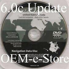 2007 to 2011 GMC SIERRA Yukon Denali / Hybrid GPS Navigation DVD Map 6.0c Update