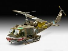 Revell 04960 Bell UH-1C Helicopter Plastic Kit - 1/35 Scale T48 Post